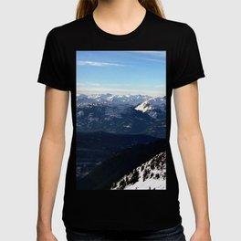 Crispy light air up here T-shirt