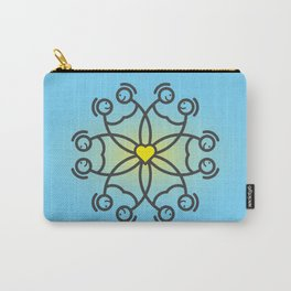 Everyone Love Eveyone Carry-All Pouch