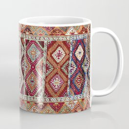 Gaziantep  Antique Turkish Rug Coffee Mug