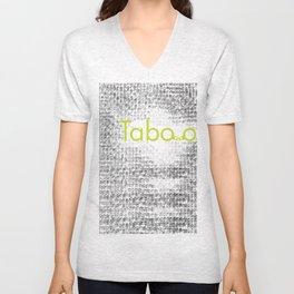 Taboo Unisex V-Neck