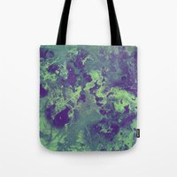 chemistry Tote Bags featuring Chemistry by Adaralbion