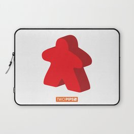 Large and in Charge Meeple Laptop Sleeve