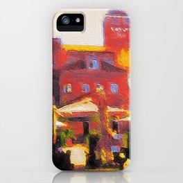 Muenster, Germania Campus iPhone Case