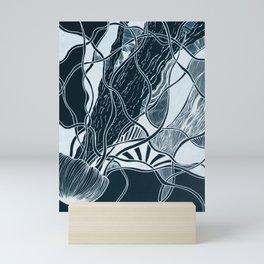 Subtle Seas Mini Art Print