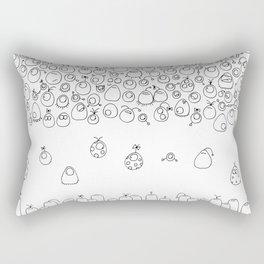 Munnen - Journey Rectangular Pillow