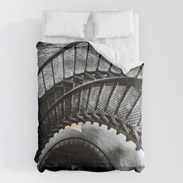 Haunted Staircase Comforters