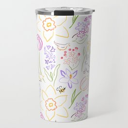 When You Need a Little Spring Travel Mug