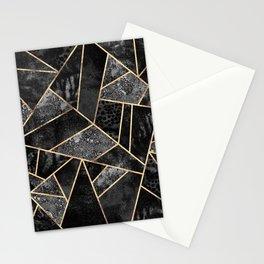 Black Stone 2 Stationery Cards