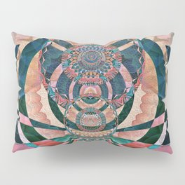 Down to the Top of the World Pillow Sham