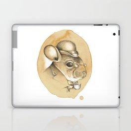 Gentleman Chinchilla Laptop & iPad Skin