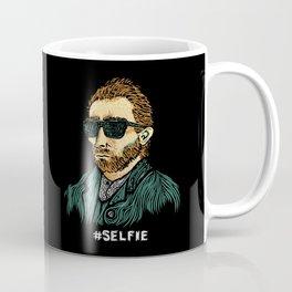 Van Gogh: Master of the #Selfie Coffee Mug