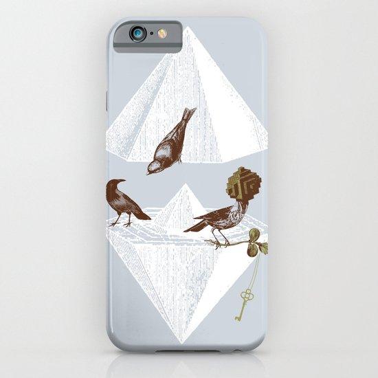 Guardian of Secrets iPhone & iPod Case
