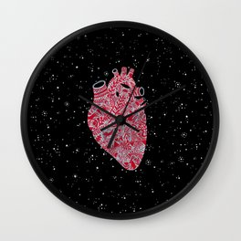 Lonely hearts Wall Clock