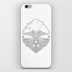 The Deku Tree iPhone & iPod Skin