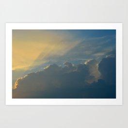 A Little Piece of Heaven Art Print