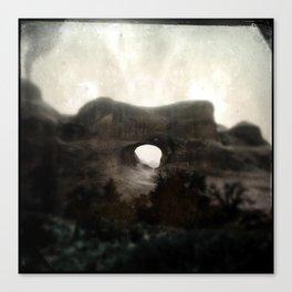 Tunnel Arch Canvas Print