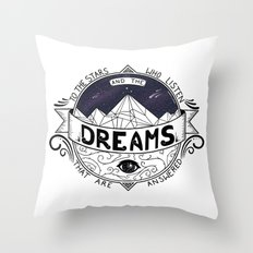 ACOMAF Inspired Throw Pillow