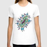 zentangle T-shirts featuring Zentangle #2 by ShaMiLa