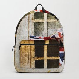 Union Jack, Union Flag Backpack