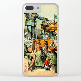A Liliput Kingdom For Sale Cheap Clear iPhone Case