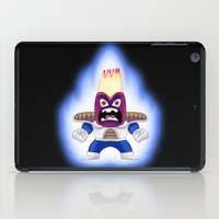 dragon ball z iPad Cases featuring ANGER BALL Z by DROIDMONKEY