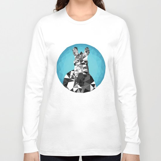 ♥ SAVE THE ZEBRAS ♥ Long Sleeve T-shirt