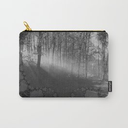 Misty Morning Walk 2 Carry-All Pouch