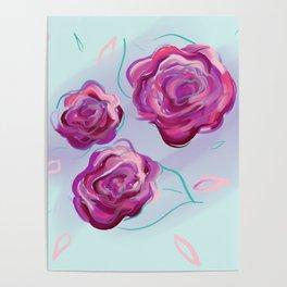 Spring Floral 1 Poster