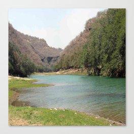 Salalah Oman 3 Canvas Print