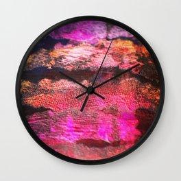 Clash of the Titans Wall Clock