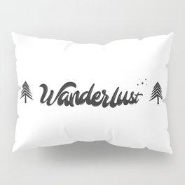 Wanderlust Artwork Pillow Sham