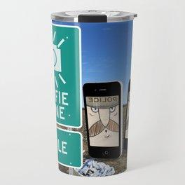 Selfie Zone - Smile Travel Mug