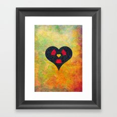 Loveactive Framed Art Print