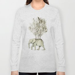 Carrying the Νature Long Sleeve T-shirt