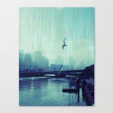 Southbank Canvas Print