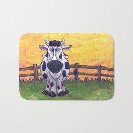 Animal Parade Cow Bath Mat