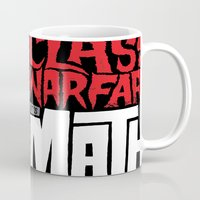 math Mugs featuring It's Math by Chris Piascik
