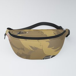 Sir Pip the King Charles Cavalier Fanny Pack