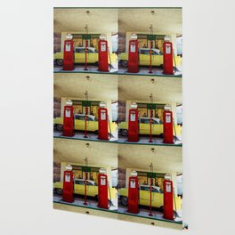 Retro Pumps Wallpaper