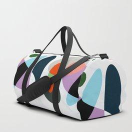 crazy colors Duffle Bag
