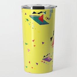 Arabian Tangrams Travel Mug