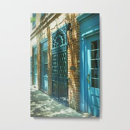 Close Some Doors Metal Print
