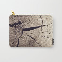 Cracks in Time - Photography #Society6 Carry-All Pouch