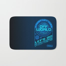 Off World Bath Mat