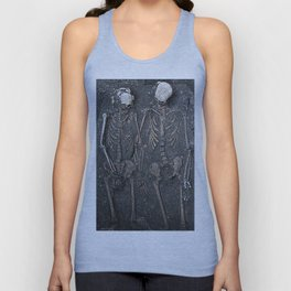 Dying In Love  Unisex Tank Top