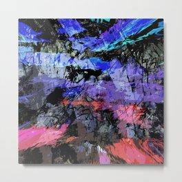 abstract 10,16 Metal Print