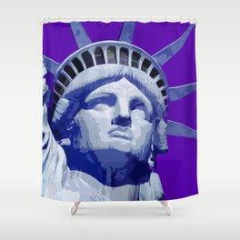 Liberty_2015_0405 Shower Curtain
