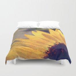 Another sunflower - Flower Flowers Summer Duvet Cover