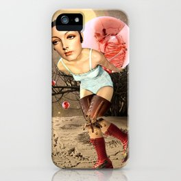 SEEDS OF DISCONTENT iPhone Case