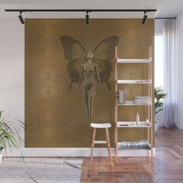Golden Fairy Wall Mural